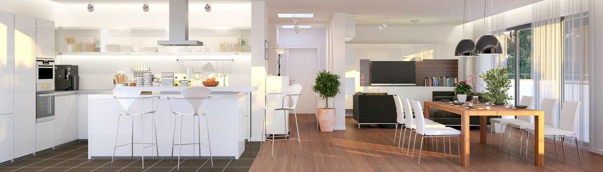 Kuchnie na wymiar, szafy wnękowe, schody drewniane. Katowice