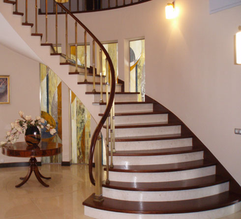 schody 3 na beton