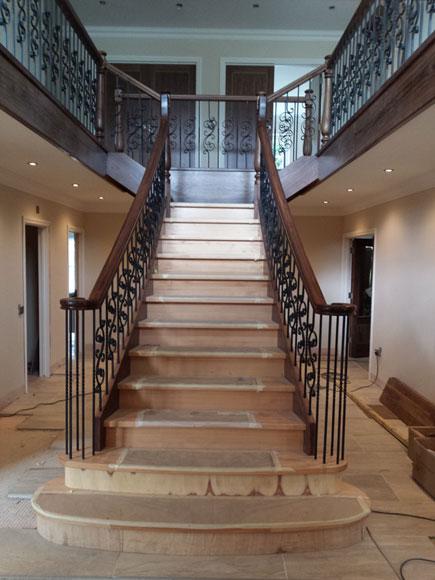 schody 13 samonośne