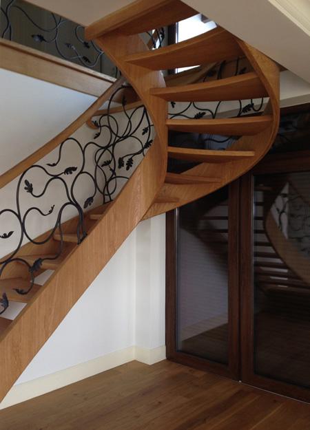 schody 16 samonośne