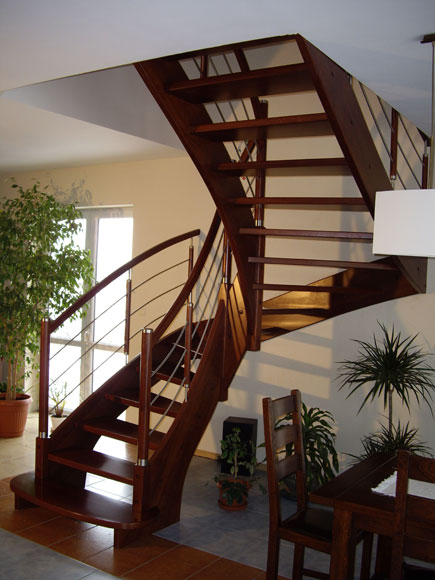 schody 3 samonośne