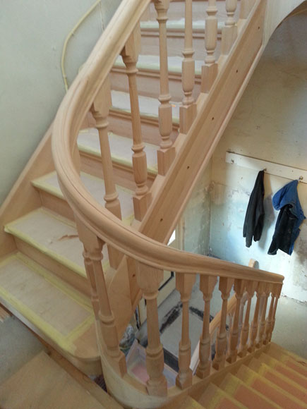schody 5 samonośne