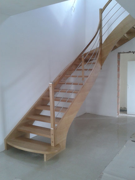 schody 6 samonośne