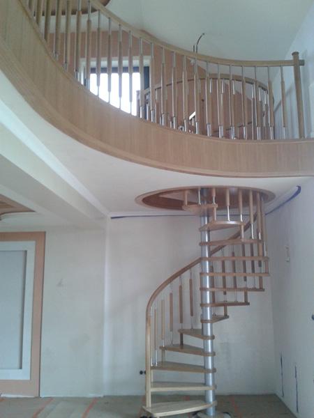 schody 8 samonośne